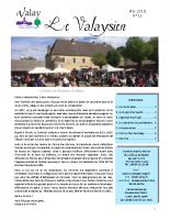 Le Valaysien n°11