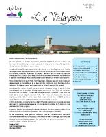 Le Valaysien n°13